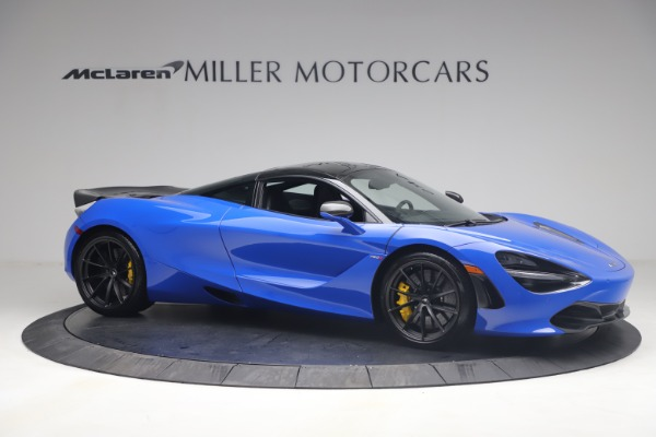 Used 2020 McLaren 720S Performace for sale $334,990 at Bentley Greenwich in Greenwich CT 06830 9