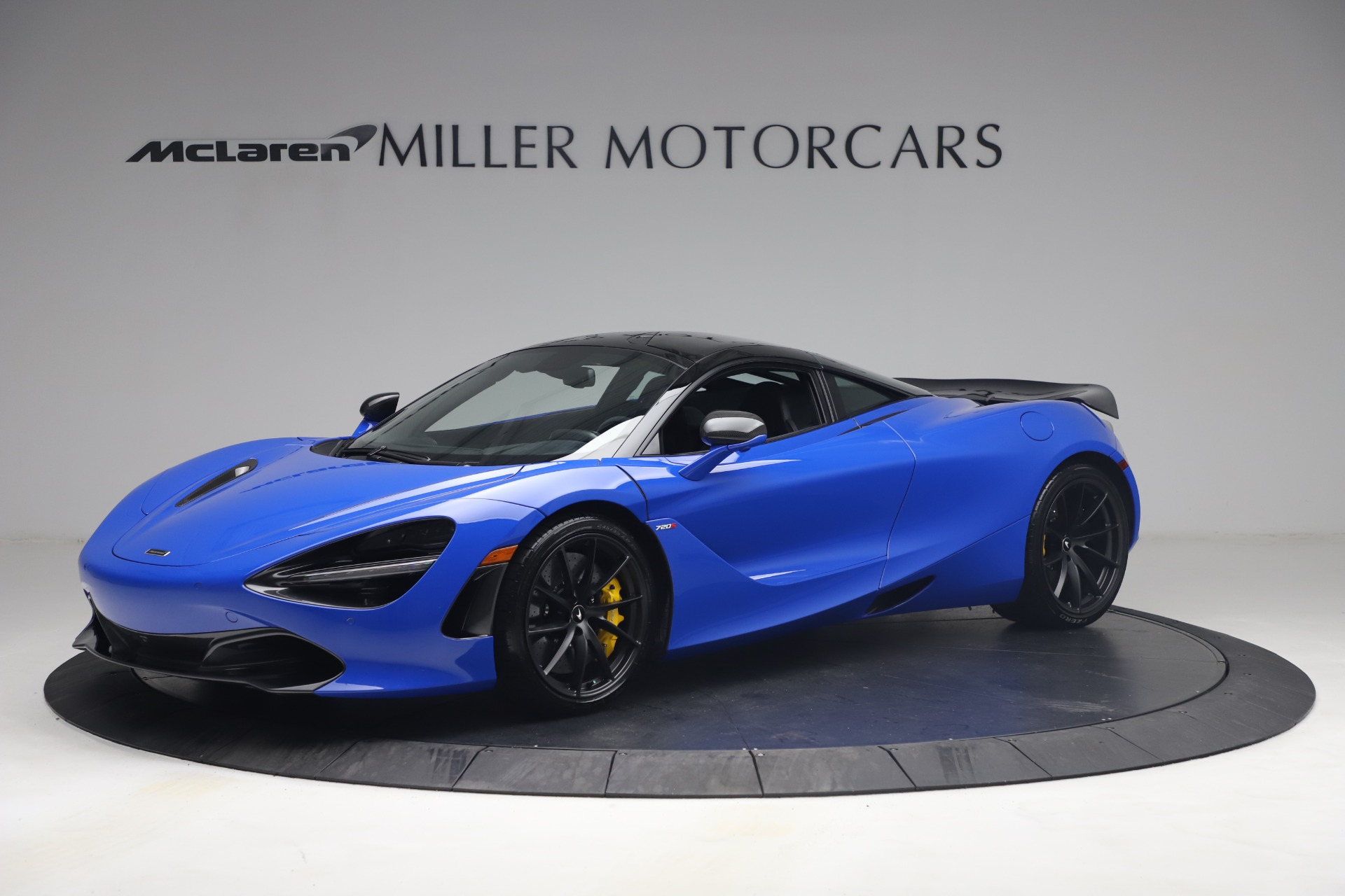 Used 2020 McLaren 720S Performance for sale $334,990 at Bentley Greenwich in Greenwich CT 06830 1