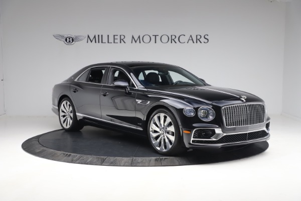 New 2020 Bentley Flying Spur W12 1st Edition for sale $276,070 at Bentley Greenwich in Greenwich CT 06830 11