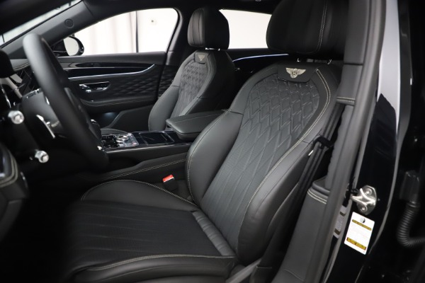 New 2020 Bentley Flying Spur W12 1st Edition for sale $276,070 at Bentley Greenwich in Greenwich CT 06830 18
