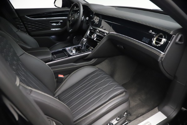 New 2020 Bentley Flying Spur W12 1st Edition for sale $276,070 at Bentley Greenwich in Greenwich CT 06830 20