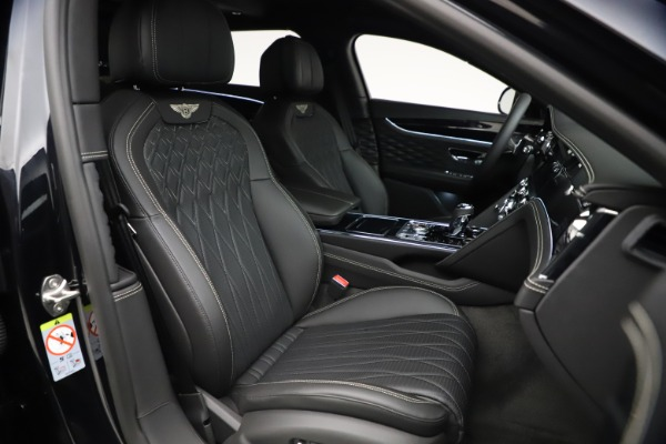 New 2020 Bentley Flying Spur W12 1st Edition for sale $276,070 at Bentley Greenwich in Greenwich CT 06830 22