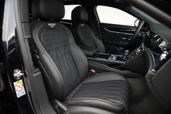 New 2020 Bentley Flying Spur W12 1st Edition for sale $276,070 at Bentley Greenwich in Greenwich CT 06830 23