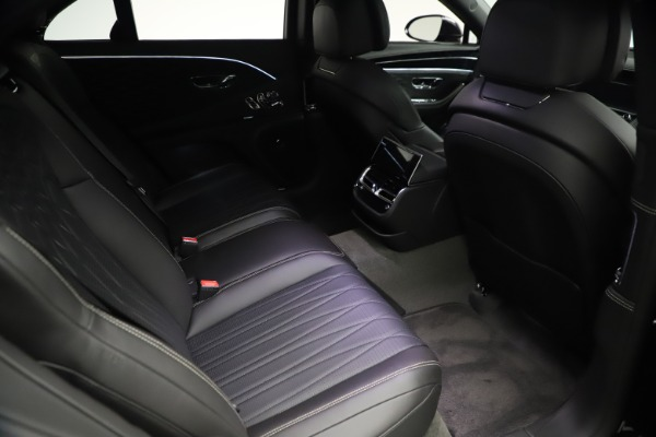 Used 2020 Bentley Flying Spur W12 First Edition for sale Sold at Bentley Greenwich in Greenwich CT 06830 25