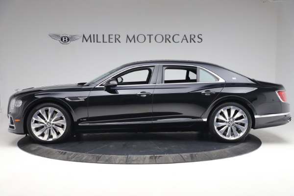 New 2020 Bentley Flying Spur W12 1st Edition for sale $276,070 at Bentley Greenwich in Greenwich CT 06830 3