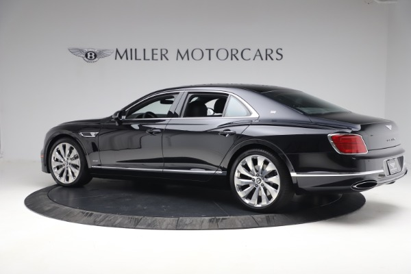 New 2020 Bentley Flying Spur W12 1st Edition for sale $276,070 at Bentley Greenwich in Greenwich CT 06830 4