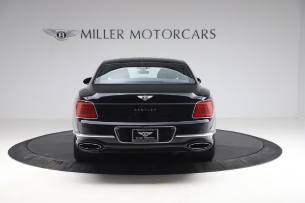 New 2020 Bentley Flying Spur W12 1st Edition for sale $276,070 at Bentley Greenwich in Greenwich CT 06830 6