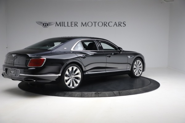 New 2020 Bentley Flying Spur W12 1st Edition for sale $276,070 at Bentley Greenwich in Greenwich CT 06830 8