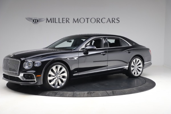 Used 2020 Bentley Flying Spur W12 First Edition for sale Sold at Bentley Greenwich in Greenwich CT 06830 1