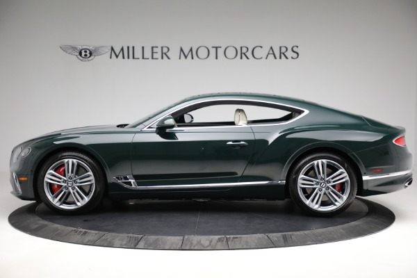 New 2020 Bentley Continental GT W12 for sale Call for price at Bentley Greenwich in Greenwich CT 06830 2