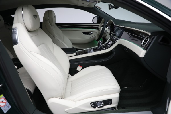 Used 2020 Bentley Continental GT W12 for sale Call for price at Bentley Greenwich in Greenwich CT 06830 24