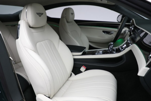 Used 2020 Bentley Continental GT W12 for sale Call for price at Bentley Greenwich in Greenwich CT 06830 25