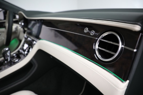 Used 2020 Bentley Continental GT W12 for sale Call for price at Bentley Greenwich in Greenwich CT 06830 26