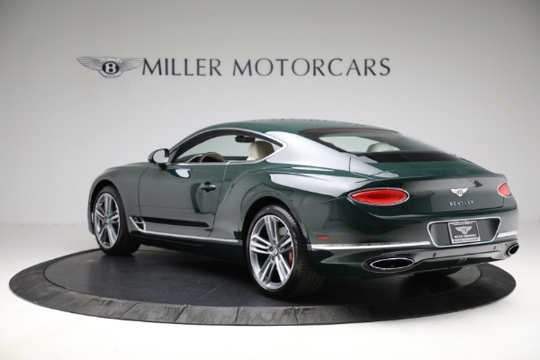 New 2020 Bentley Continental GT W12 for sale Call for price at Bentley Greenwich in Greenwich CT 06830 4