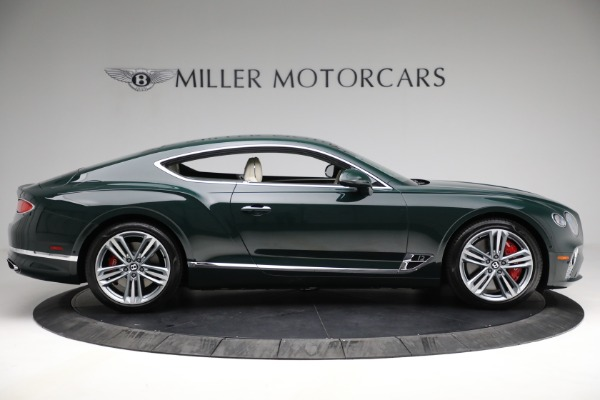 New 2020 Bentley Continental GT W12 for sale Call for price at Bentley Greenwich in Greenwich CT 06830 8