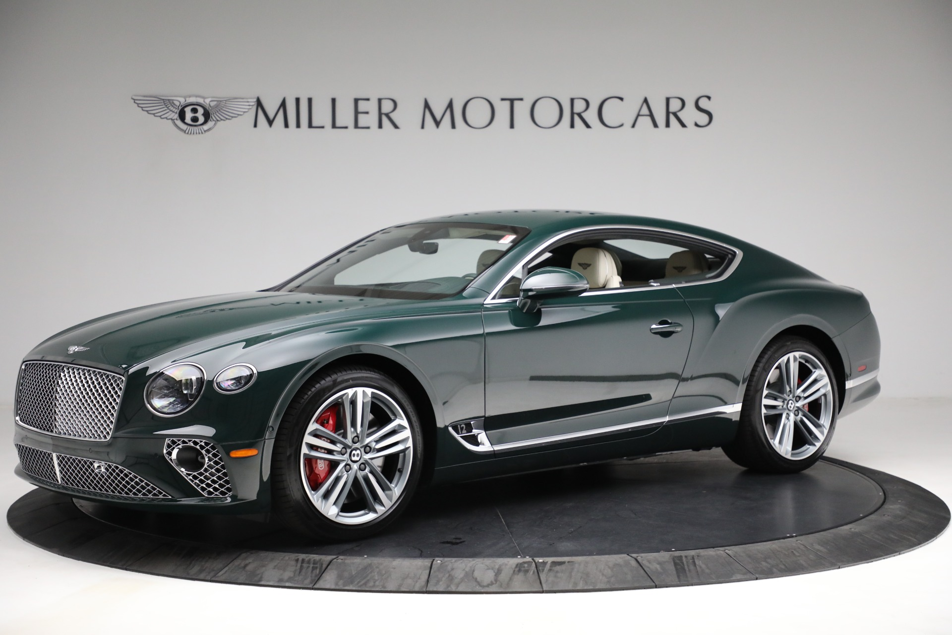 New 2020 Bentley Continental GT W12 for sale Call for price at Bentley Greenwich in Greenwich CT 06830 1