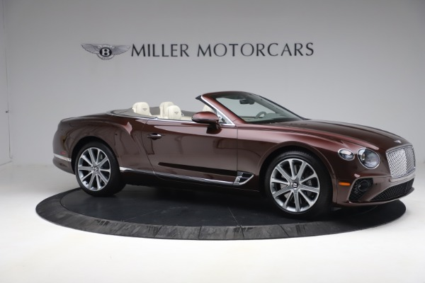 New 2020 Bentley Continental GT V8 for sale $269,605 at Bentley Greenwich in Greenwich CT 06830 10