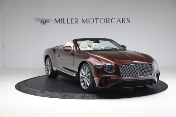 New 2020 Bentley Continental GT V8 for sale $269,605 at Bentley Greenwich in Greenwich CT 06830 11