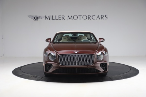 New 2020 Bentley Continental GT V8 for sale $269,605 at Bentley Greenwich in Greenwich CT 06830 12