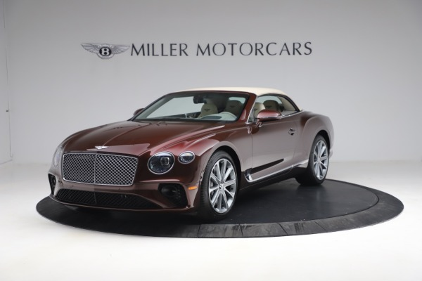 New 2020 Bentley Continental GT V8 for sale $269,605 at Bentley Greenwich in Greenwich CT 06830 13
