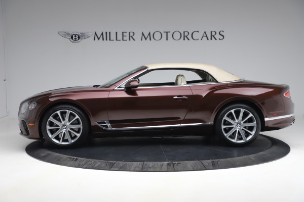 New 2020 Bentley Continental GT V8 for sale $269,605 at Bentley Greenwich in Greenwich CT 06830 14