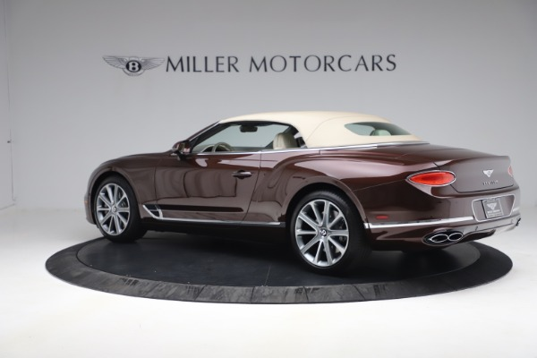 New 2020 Bentley Continental GT V8 for sale $269,605 at Bentley Greenwich in Greenwich CT 06830 15
