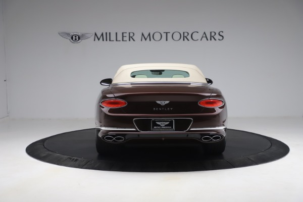 New 2020 Bentley Continental GT V8 for sale $269,605 at Bentley Greenwich in Greenwich CT 06830 16