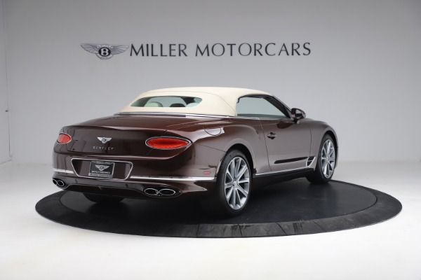 New 2020 Bentley Continental GT V8 for sale $269,605 at Bentley Greenwich in Greenwich CT 06830 17