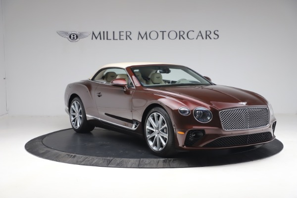 New 2020 Bentley Continental GT V8 for sale $269,605 at Bentley Greenwich in Greenwich CT 06830 19
