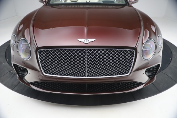 New 2020 Bentley Continental GT V8 for sale $269,605 at Bentley Greenwich in Greenwich CT 06830 21