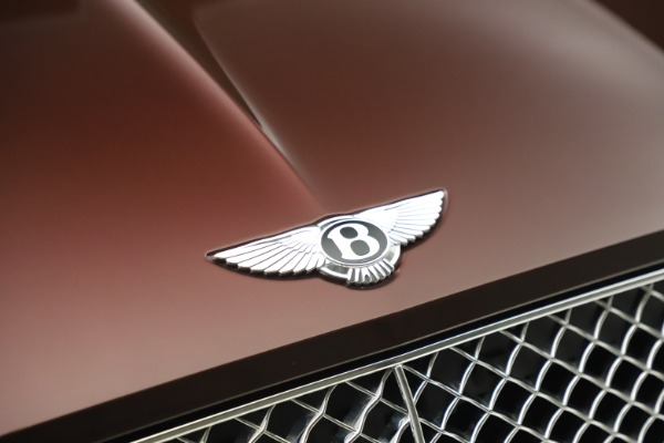 New 2020 Bentley Continental GT V8 for sale $269,605 at Bentley Greenwich in Greenwich CT 06830 22
