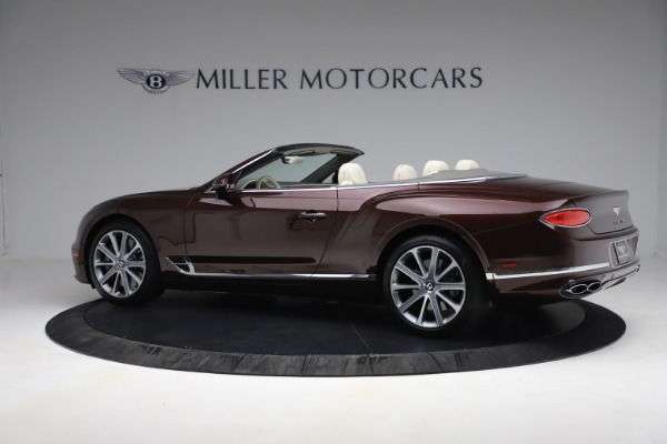 New 2020 Bentley Continental GT V8 for sale $269,605 at Bentley Greenwich in Greenwich CT 06830 4