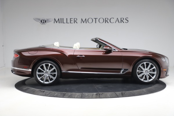 New 2020 Bentley Continental GT V8 for sale $269,605 at Bentley Greenwich in Greenwich CT 06830 9