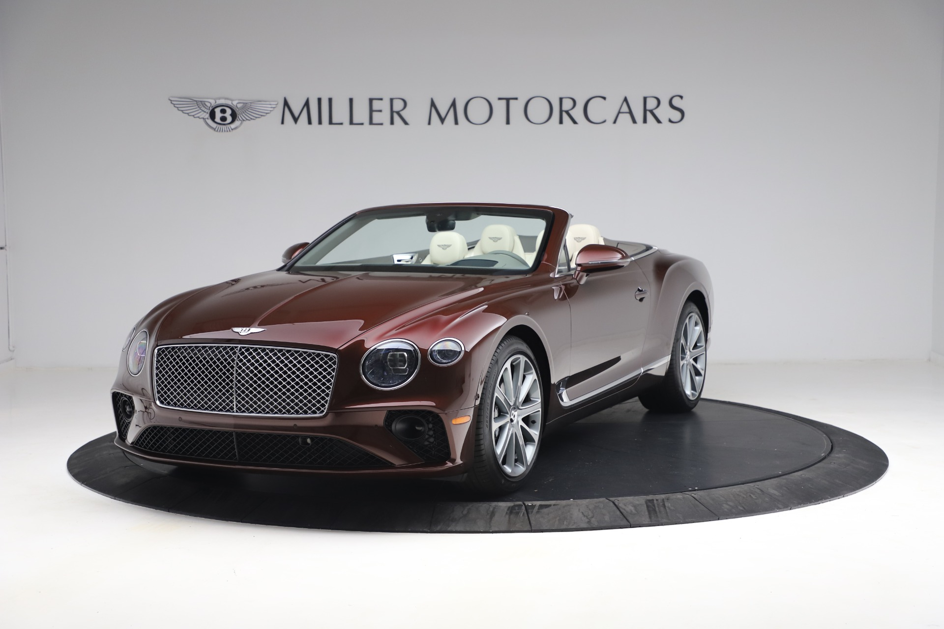 New 2020 Bentley Continental GT V8 for sale $269,605 at Bentley Greenwich in Greenwich CT 06830 1