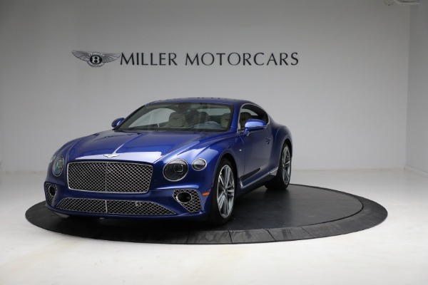 New 2020 Bentley Continental GT V8 for sale $255,080 at Bentley Greenwich in Greenwich CT 06830 2