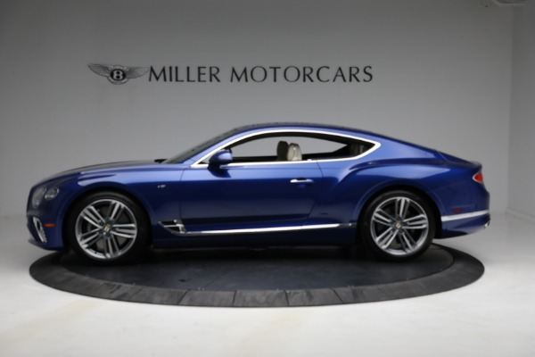 New 2020 Bentley Continental GT V8 for sale $255,080 at Bentley Greenwich in Greenwich CT 06830 3
