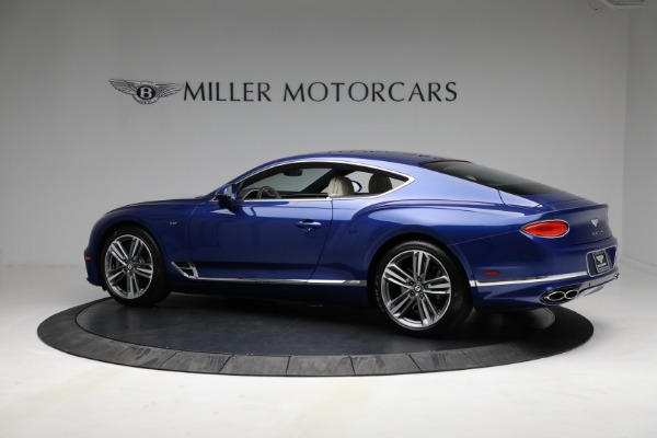 New 2020 Bentley Continental GT V8 for sale $255,080 at Bentley Greenwich in Greenwich CT 06830 4
