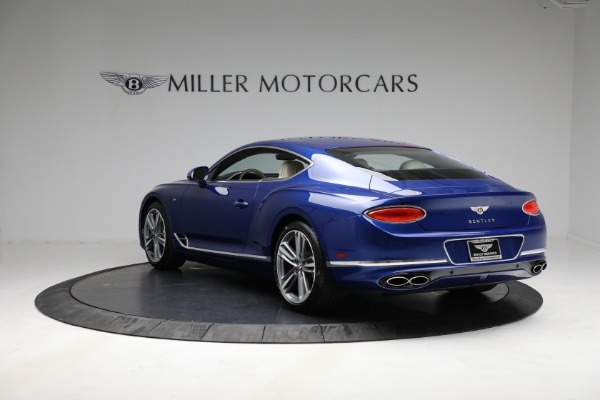 New 2020 Bentley Continental GT V8 for sale $255,080 at Bentley Greenwich in Greenwich CT 06830 5