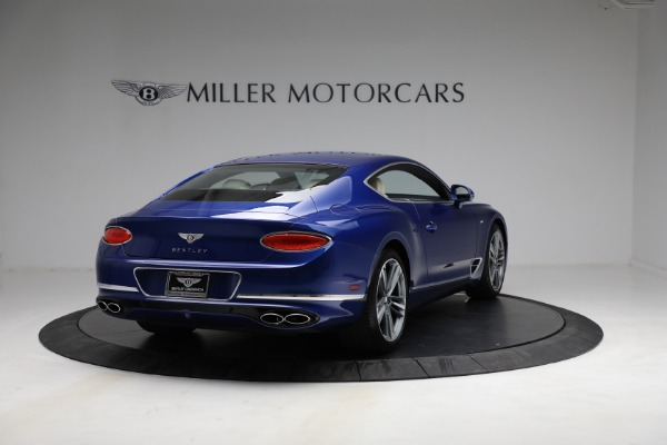 New 2020 Bentley Continental GT V8 for sale $255,080 at Bentley Greenwich in Greenwich CT 06830 7