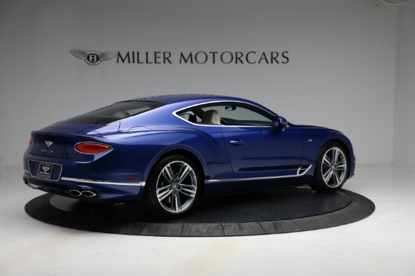 New 2020 Bentley Continental GT V8 for sale $255,080 at Bentley Greenwich in Greenwich CT 06830 8