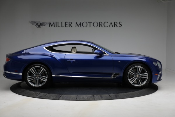 New 2020 Bentley Continental GT V8 for sale $255,080 at Bentley Greenwich in Greenwich CT 06830 9