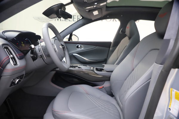 New 2021 Aston Martin DBX for sale $210,786 at Bentley Greenwich in Greenwich CT 06830 12