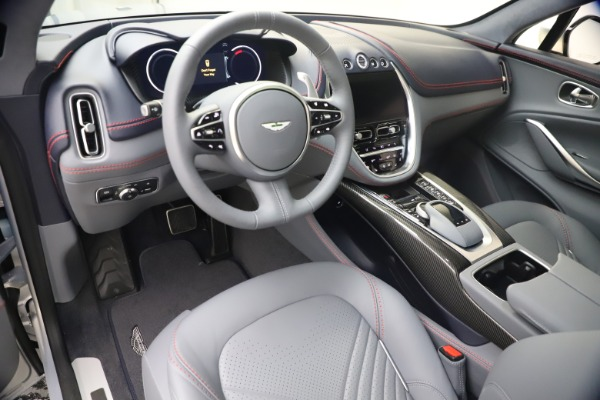New 2021 Aston Martin DBX for sale $210,786 at Bentley Greenwich in Greenwich CT 06830 13