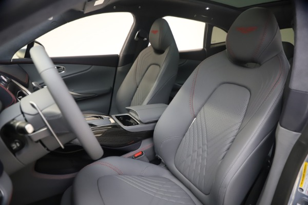 New 2021 Aston Martin DBX for sale $210,786 at Bentley Greenwich in Greenwich CT 06830 14