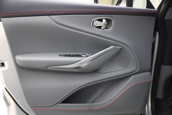 New 2021 Aston Martin DBX for sale $210,786 at Bentley Greenwich in Greenwich CT 06830 15