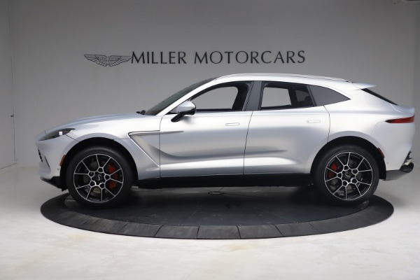 New 2021 Aston Martin DBX for sale $210,786 at Bentley Greenwich in Greenwich CT 06830 2