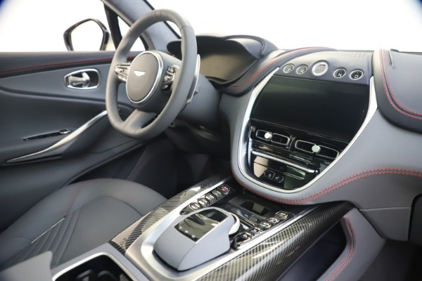 New 2021 Aston Martin DBX for sale $210,786 at Bentley Greenwich in Greenwich CT 06830 20