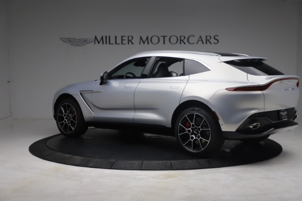 New 2021 Aston Martin DBX for sale $210,786 at Bentley Greenwich in Greenwich CT 06830 3