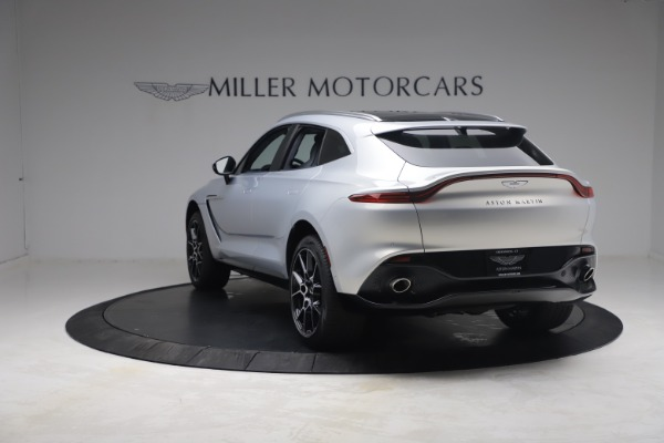 New 2021 Aston Martin DBX for sale $210,786 at Bentley Greenwich in Greenwich CT 06830 4