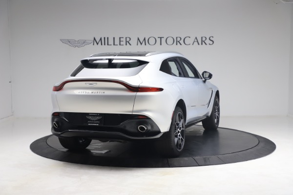 New 2021 Aston Martin DBX for sale $210,786 at Bentley Greenwich in Greenwich CT 06830 6